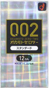 3位:オカモトゼロツー0.02 スタンダード