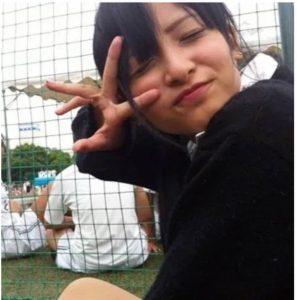 女性:大麻で逮捕された芸能人:谷口愛理の中学生時代の画像