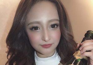 女性:大麻で逮捕された芸能人:谷口愛理のキャバ嬢時代の画像