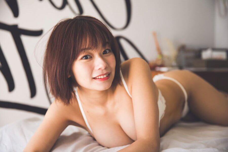 セックスしたいチビ巨乳、和知つかさちゃん(Hカップ)の画像