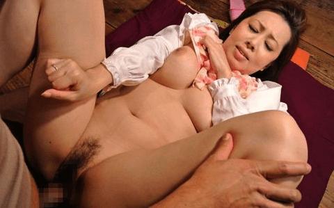 最高にセックスが気持ちいい熟女巨乳の画像