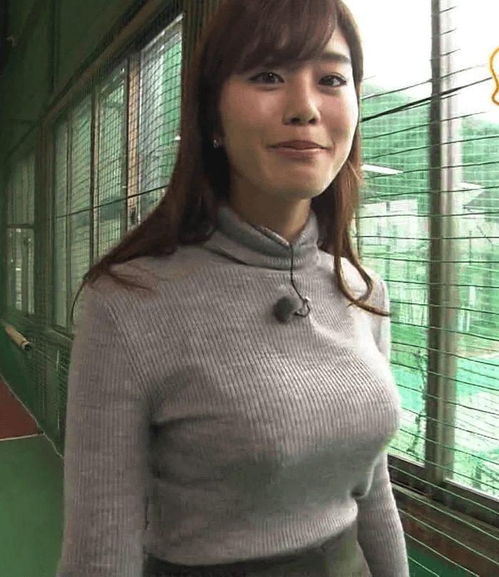 【画像】着衣巨乳おすすめコーデ:ニット
