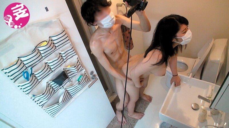 【画像】マスク着用SEX