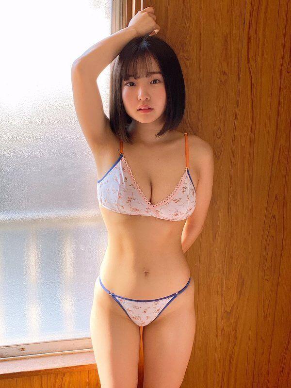 10位 花咲ひより(Gカップ):抜ける画像